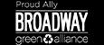 Broadway Green Alliance Logo