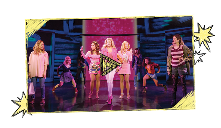 MEAN GIRLS | Official Broadway Site | Home