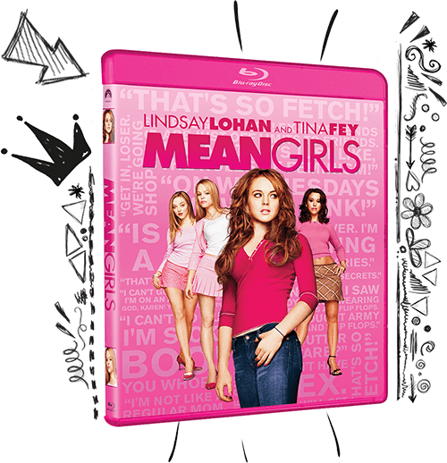 Mean Girls. 15th Anniversary.